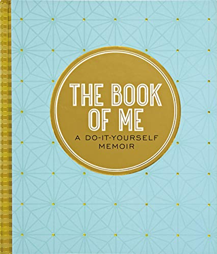 The Book of Me - 2nd Edition (Autobiographical Journal)