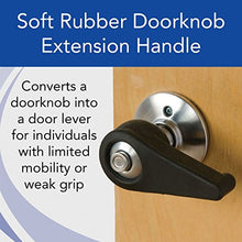 Load image into Gallery viewer, Soft Rubber Doorknob Extension Handle