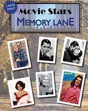 Load image into Gallery viewer, Movie Stars Memory Lane