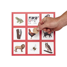 Load image into Gallery viewer, Animal Audio Bingo Board Game