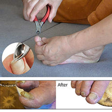 Load image into Gallery viewer, Toenail clippers for Elderly