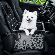Load image into Gallery viewer, Portable Pet Car Seat