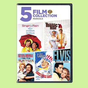 5 Musical Collection Film