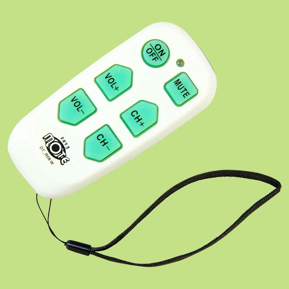 Large Button Remote