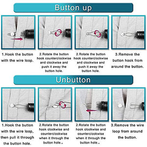 Button Hook and Zipper Pull
