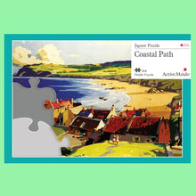 Load image into Gallery viewer, Coastal Path Jigsaw Puzzle