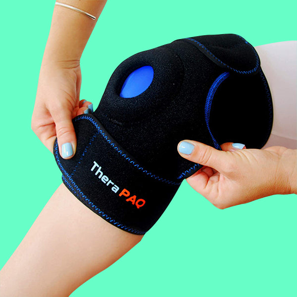 Knee Ice Pack Wrap