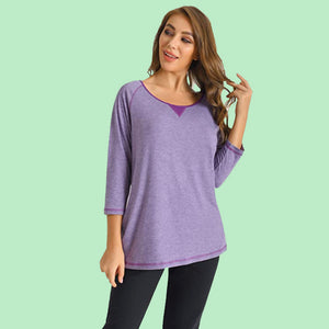 Women's Plus Size Pajama Top