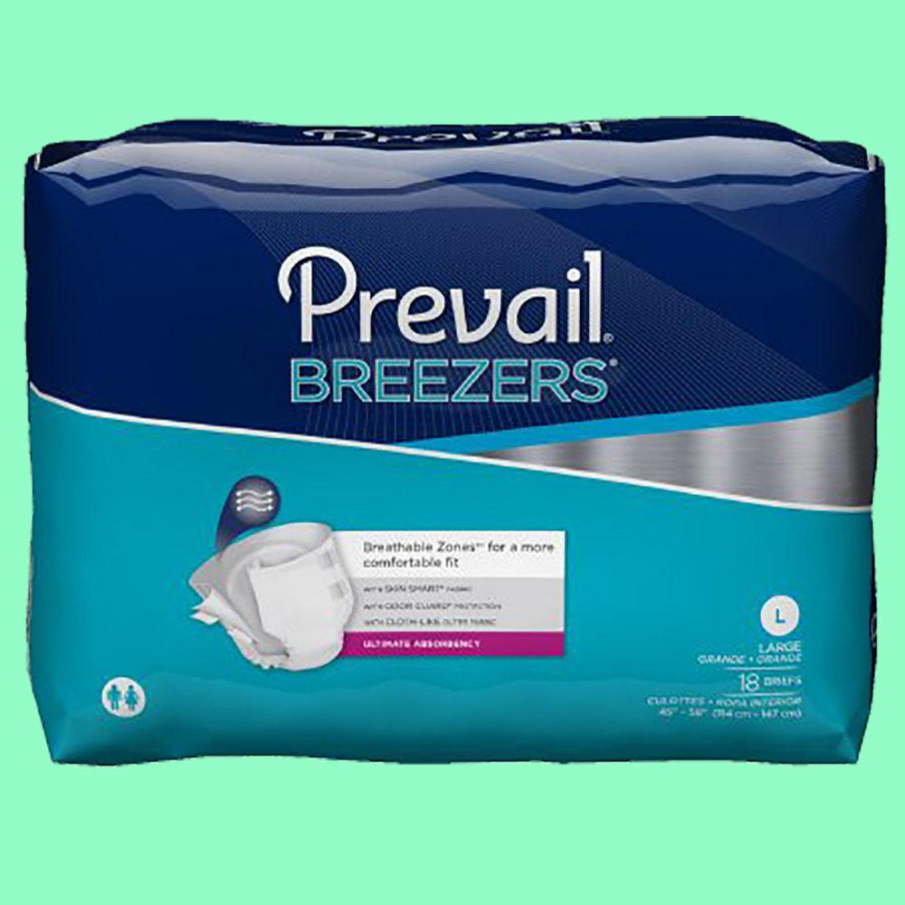 Prevail Breezers Large