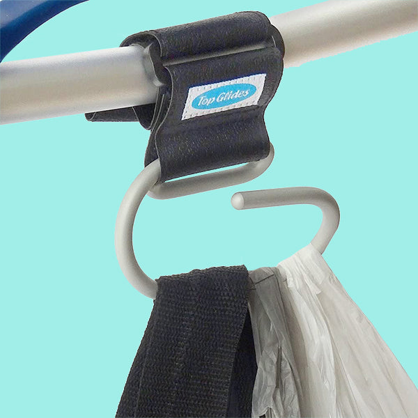 Swirly Hook for Strollers/Walkers