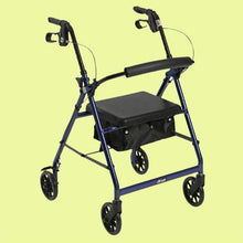 Load image into Gallery viewer, Aluminium Premium Rollator
