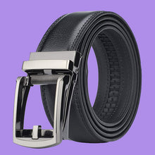 Load image into Gallery viewer, Men's Automatic Click Buckle Belt