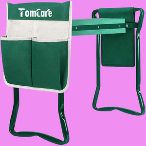 Multi-Functional Garden Kneeler