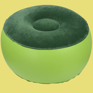 Inflatable Stool footrest Cushion