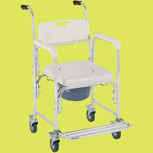 Transport Bathroom Shower Chair