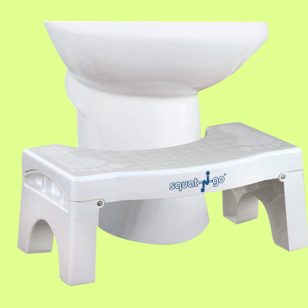 Folding Toilet Footrest Stool |