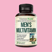 Load image into Gallery viewer, Men's Daily Multimineral Multivitamin