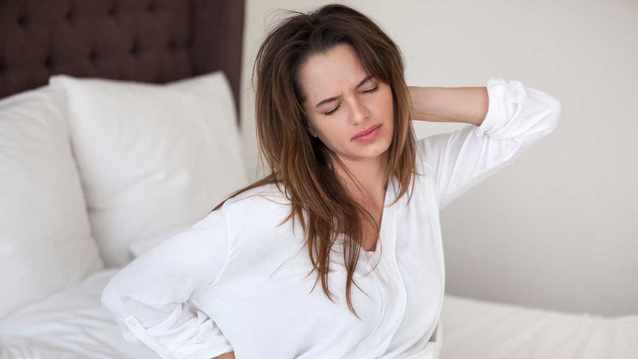 How to Prevent Neck Pain and Sleep Better