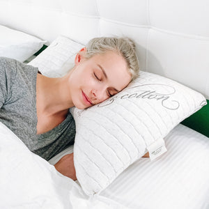 Luxury Side Sleeper Pillow - Standard