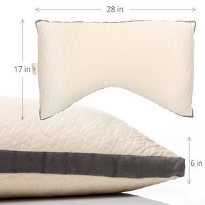 Organic Side Sleeper Pillow