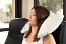 Load image into Gallery viewer, Natural Latex Travel Pillow