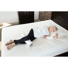 Load image into Gallery viewer, Neck Roll Pillow With Pillowcase