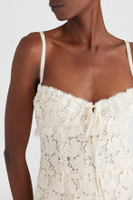 Load image into Gallery viewer, Floral lace camisole