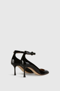 R1P743 pumps with ankle strap