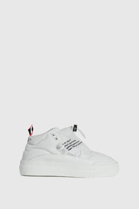 White XP4_BAGGY sneakers