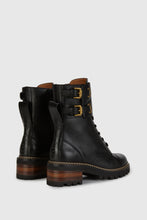 Load image into Gallery viewer, Mallory combat boots