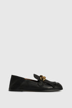 Load image into Gallery viewer, Black Mahe loafers