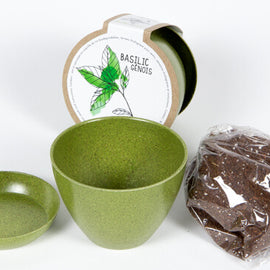 Minipots: kit comestible