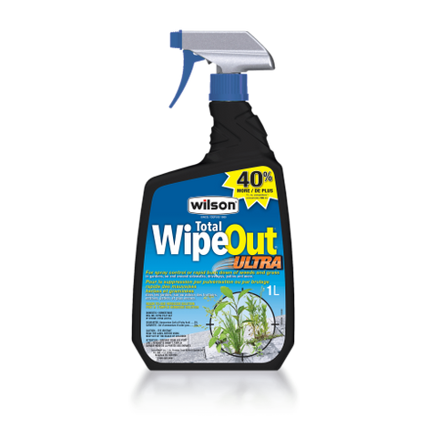 HERBICIDE WIPE OUT ULTRA