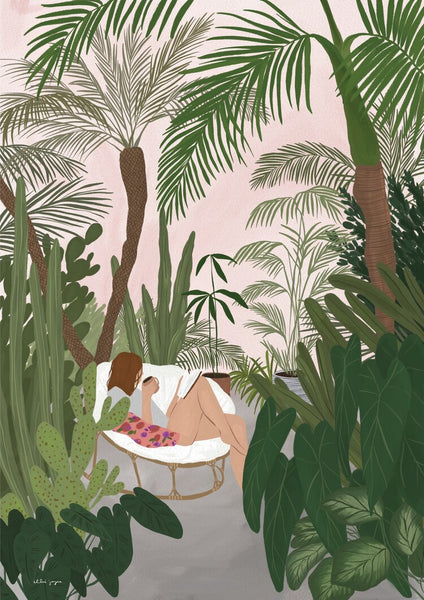 It's a Jungle - Chloe Joyce Print