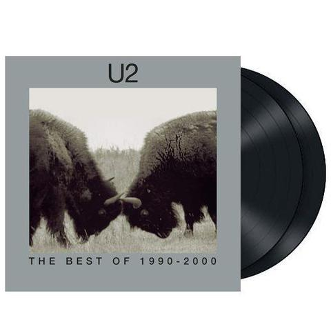 The Best Of 1990 - 2000 - U2