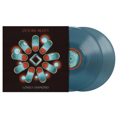 Ocean Alley - Lonely Diamond (Transparent Blue Vinyl)