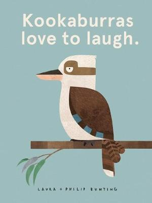 Kookaburra's Love to Laugh