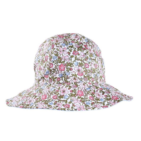 Monet Reversible Hat - Acorn Kids