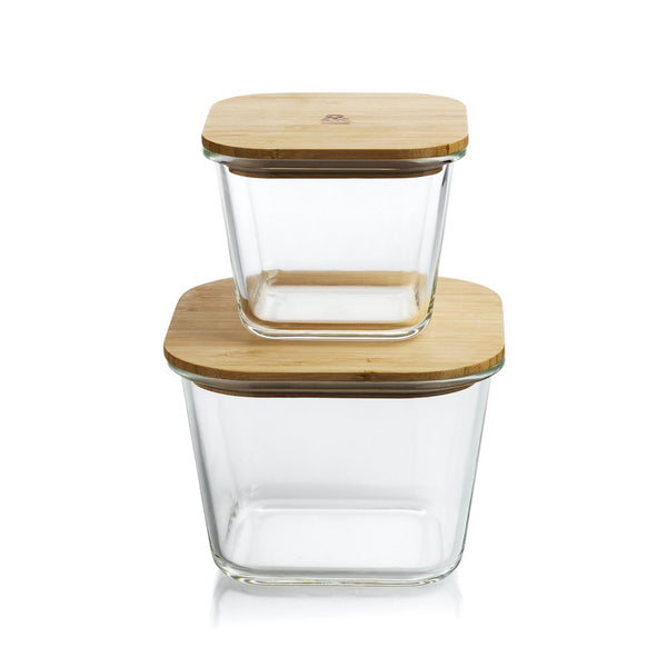 Seed & Sprout - Square Eco Stow Set
