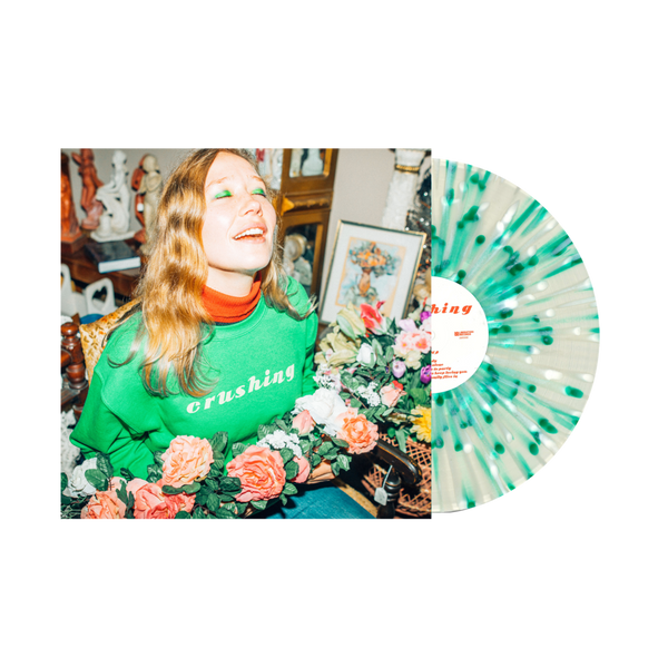Julia Jacklin - Crushing (Splatter Vinyl)