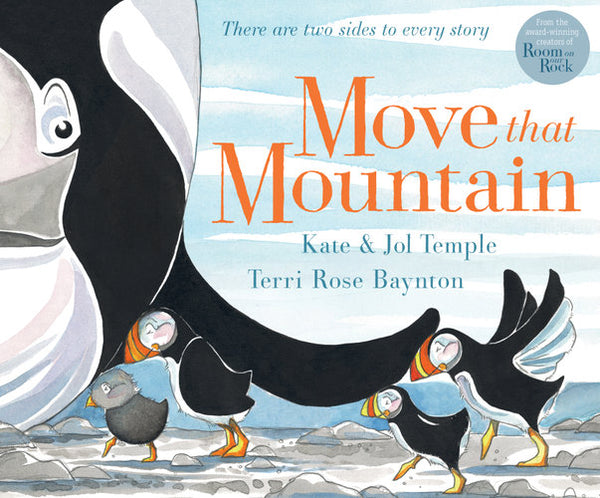 Move That Mountain by Jol Temple and Kate Temple