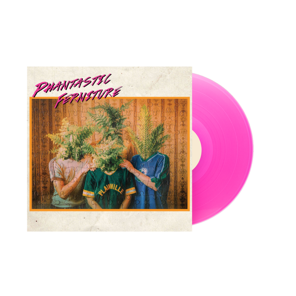 Phantastic Ferniture - Phantastic Ferniture (Pink Vinyl)