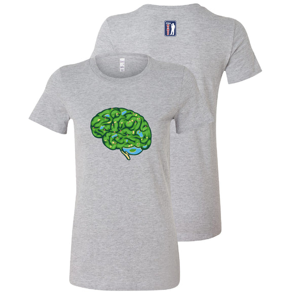 Golf Brain Women's T-Shirt