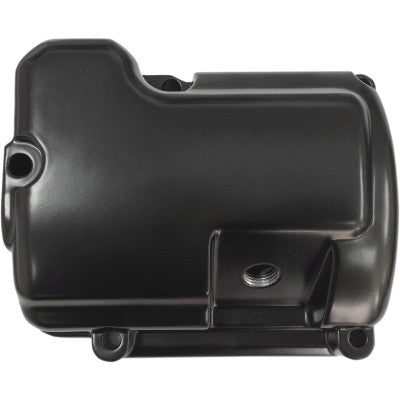 Drag Specialties 5-Speed Transmission Top Cover - 2000-2006 Big Twin Models - Satin Black