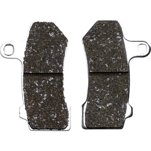 "EBC Limited Edition Chromed Semi-Sintered ""VLD"" Brake Pads - 2008-2020 Touring - Replaces OEM# 41854-08/42850-06"