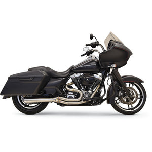 Bassani Road Rage III 2:1 Exhaust - 1995-2016 Touring Models - Cobalt Cycles