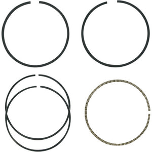 Wiseco 3497X Replacement Piston Ring Set - STD Bore Evo Big Twin & 1200 Sportster