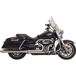 Bassani 50th Anniversary 2:1 Exhaust System - 17-20 Touring Models