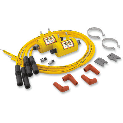 Accel Universal 8.8 mm Spark Plug Wire Kit for 4-Cylinder