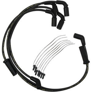Accel 8 mm Spark Plug Wire - 2017-2020 Touring Models - Black